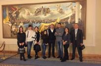 Екскурсія будівлею державного значення Фото