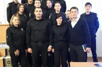Представники ННІ № 2 відвідали лекцію-диспут Фото