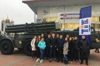 Курсанти і студенти ННІ № 2 відвідали виставку «Зброя та безпека – 2017» Фото
