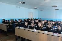 Проведденя лекції на тему: «Україна – НАТО: дієва гарантія безпеки» Фото