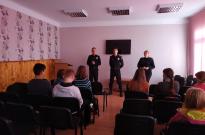Співпраця юридичної клініки «EXPERT» із працівниками ювенальної поліції Дніпровського УП ГУНП У м. Києві Фото