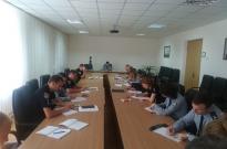 Службова підготовка для співробітників ННІ №2 Фото