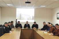 В академії розпочато серію тренінгів для операторів безпілотних літальних апаратів Національної поліції України Фото