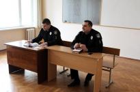 Чергове зібрання наукового гуртка «Криміналістика та судова експертиза» Фото