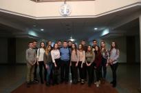 Екскурсія до Конституційного суду України Фото
