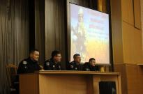 Відзначення Дня українського добровольця в ННІ № 2 Фото