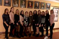 Курсанти ННІ № 2 відвідали Національний академічний драматичний театр імені Івана Франка Фото