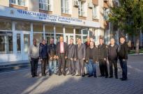 Участь представників академії у роботі засідання секції судової пожежно-технічної експертизи  КНДІСЕ Фото