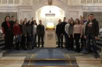 Першокурсники відвідали Сесійний будинок Верховної Ради України з екскурсією Фото