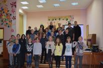 Волонтерський Рух – правопросвітницька робота з вихованцями школи-інтернат Фото