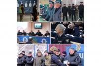 Участь НАВС у тактико-спеціальних навчаннях з організації взаємодії органів системи МВС України Фото