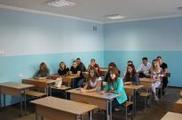 Ознайомча лекція представника Київського НДЕКЦ МВС України Фото