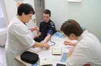 Курсантська кров для учасника АТО Фото