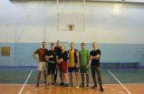 Першість ННІ № 2 з баскетболу Фото