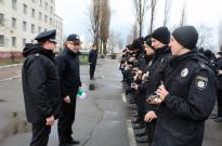 Інструктаж щодо забезпечення публічної безпеки й порядку під час виборчого процесу Фото