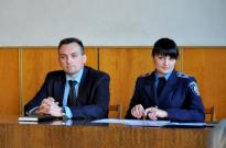 Засідання курсантського самоврядування при керівництві інституту Фото