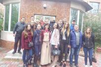 Студенти магістратури ННІ № 2 НАВС ознайомились з роботою експертів Київського НДЕКЦ МВС України. Фото
