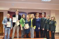 Нові досягнення курсантів інституту в сфері володіння іноземними мовами Фото