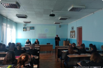 У ННІ № 2 відбулася лекція за темою «НАТО та Євроатлантична інтеграція України» Фото